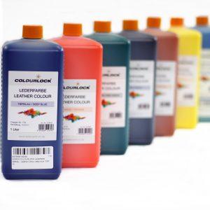 Farba do skóry Colourlock PRO