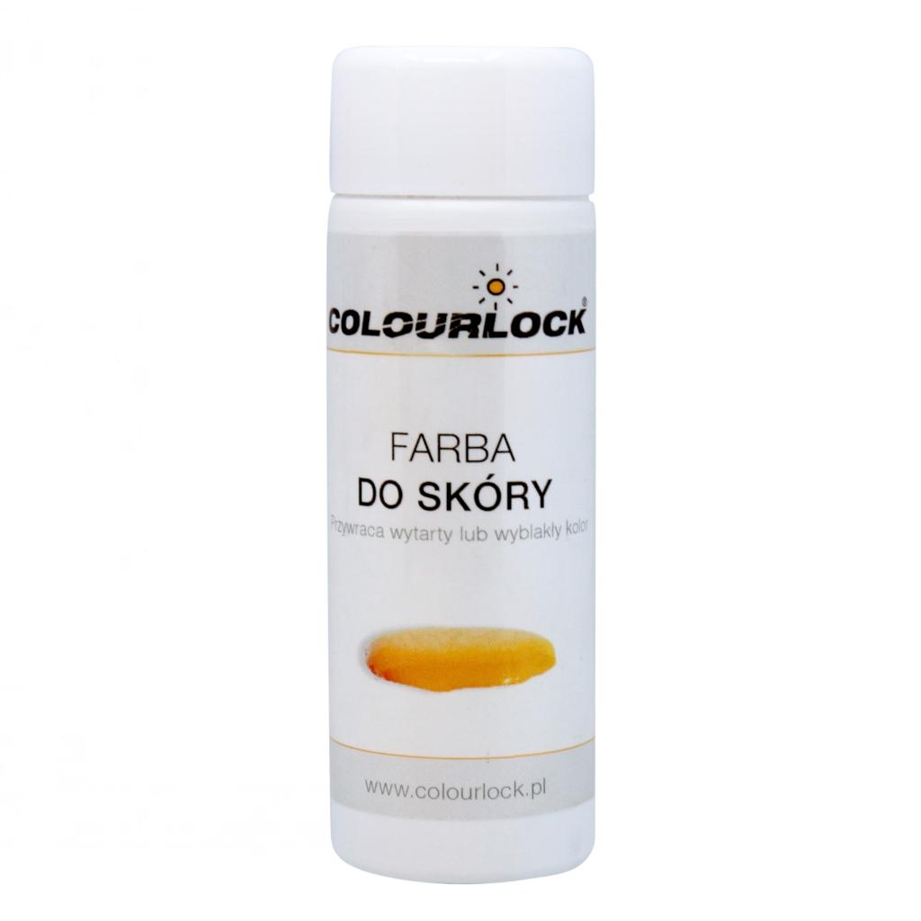 Farba tonująca do malowania skór Colourlock