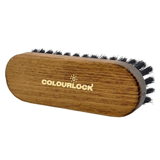 Szczotka do czyszczenia skór gładkich Colourlock